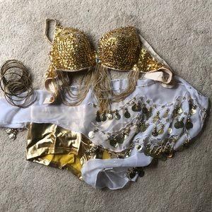 Arabian Nights Bikini Costume